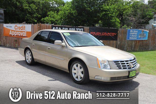 2006 Cadillac DTS w/1SC
