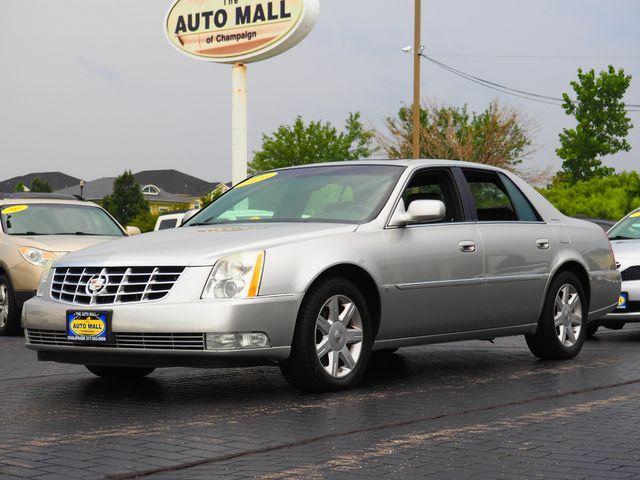 2006 Cadillac DTS w/1SB | Champaign, Illinois | The Auto Mall of Champaign in Champaign Illinois
