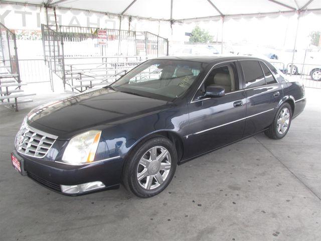 2006 Cadillac DTS w/1SD Gardena, California
