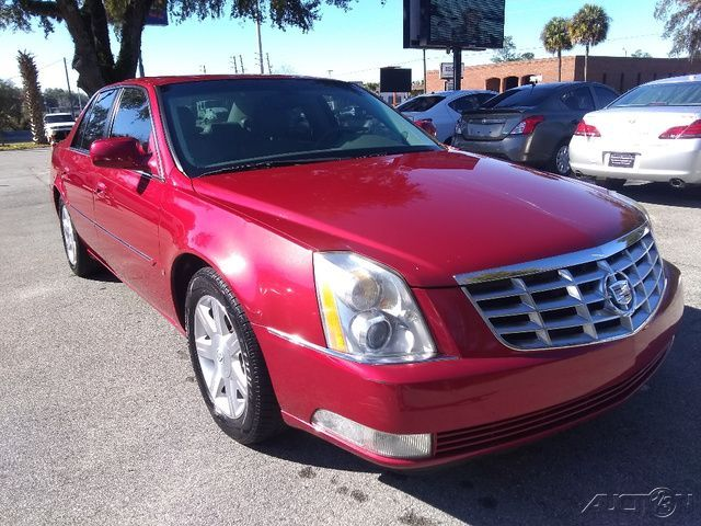 2006 Cadillac DTS w/1SB