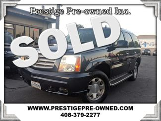 2006 Cadillac ESCALADE in Campbell CA
