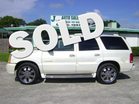 2006 Cadillac Escalade LUXURY in Fort Pierce, FL