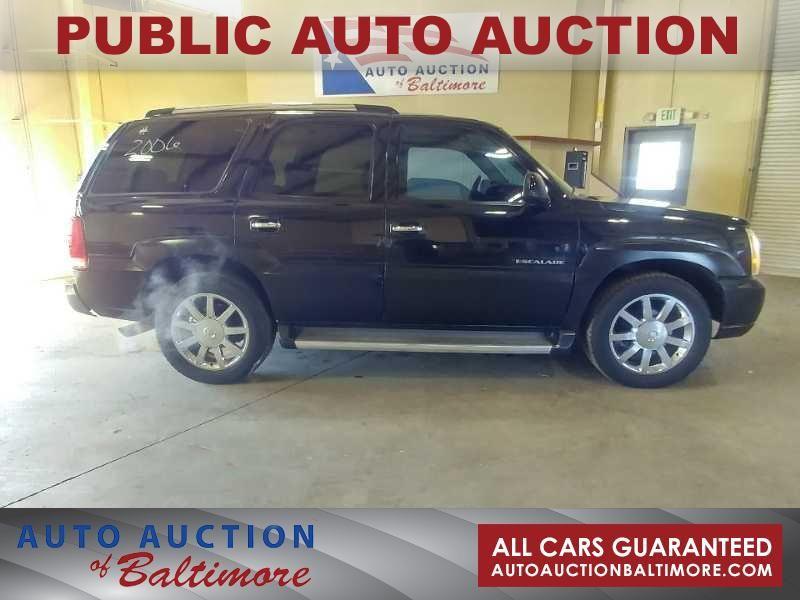 2006 Cadillac Escalade  | JOPPA, MD | Auto Auction of Baltimore  in JOPPA MD