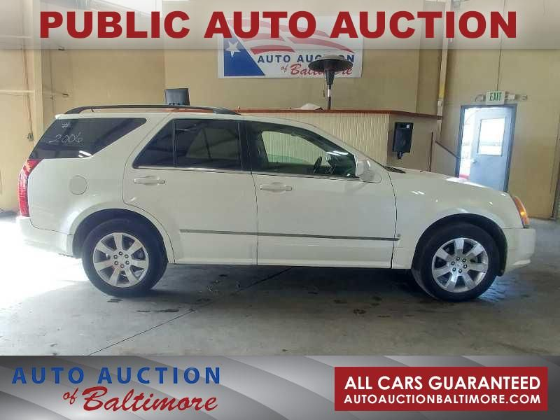2006 Cadillac SRX  | JOPPA, MD | Auto Auction of Baltimore  in JOPPA MD