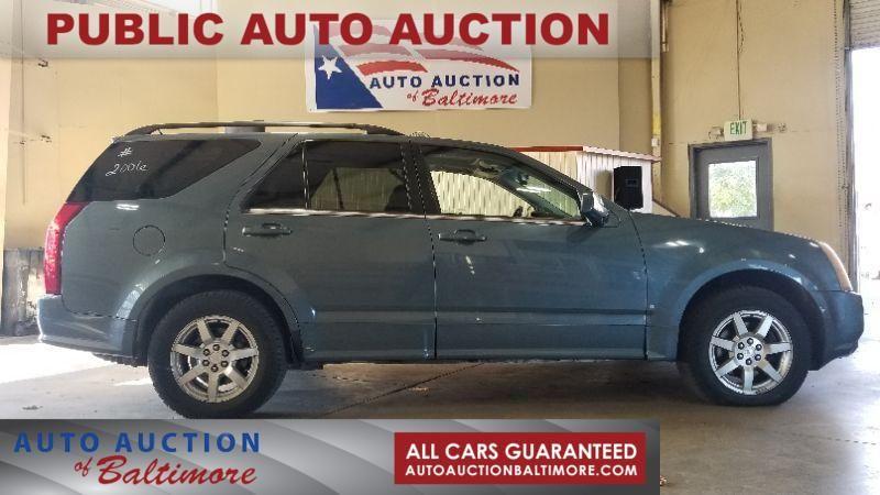 2006 Cadillac SRX  | JOPPA, MD | Auto Auction of Baltimore  in JOPPA MD