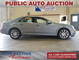 2006 Cadillac STS    JOPPA, MD   Auto Auction of Baltimore  in Joppa MD