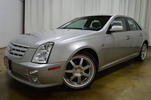 2006 Cadillac STS 4Dr W/ Leather & Sunroof