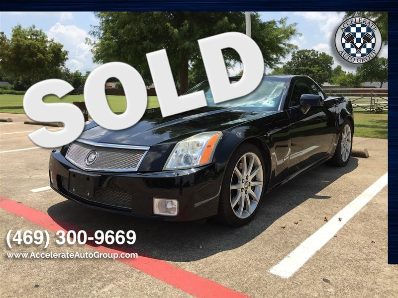 2006 Cadillac XLR V-Series RARE! in Rowlett Texas