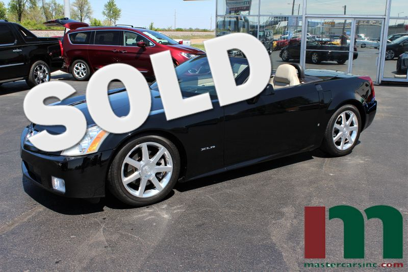 2006 Cadillac XLR Black Edition | Granite City, Illinois | MasterCars Company Inc. in Granite City Illinois