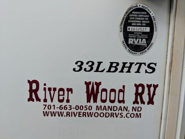 2006 Cedar Creek Silverback 33LBHTS Mandan, North Dakota 1