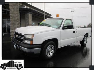 2006 Chevrolet 1500 Silverado WT in Burlington WA, 98233