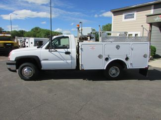 2006 Chevrolet 3500 4x2 Reg Cab Service Utility Truck   St Cloud MN  NorthStar Truck Sales  in St Cloud, MN