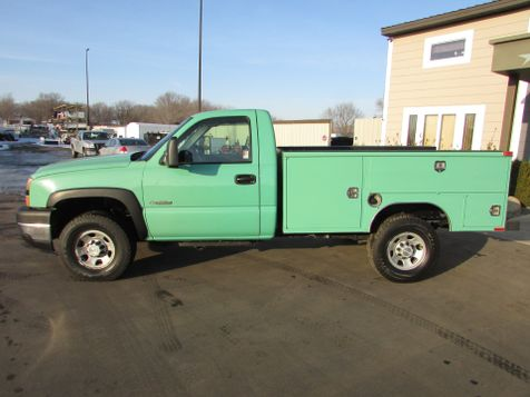 2006 Chevrolet 3500 4x4 Service Utility Truck  in St Cloud, MN