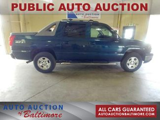 2006 Chevrolet Avalanche Z71 | JOPPA, MD | Auto Auction of Baltimore  in Joppa MD