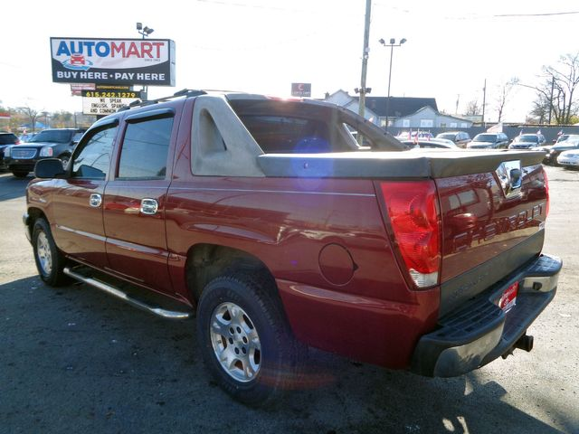 2006 Chevrolet Avalanche Z66 in Nashville, Tennessee 37211