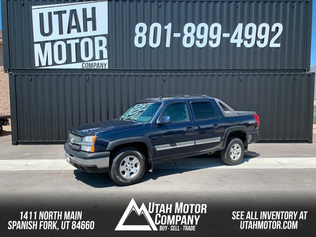 2006 Chevrolet Avalanche LT in Spanish Fork, UT 84660