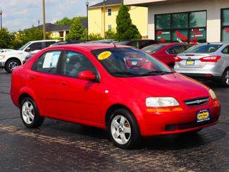 2006 Chevrolet Aveo LT | Champaign, Illinois | The Auto Mall of Champaign in Champaign Illinois