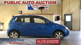 2006 Chevrolet Aveo LT | JOPPA, MD | Auto Auction of Baltimore  in Joppa MD