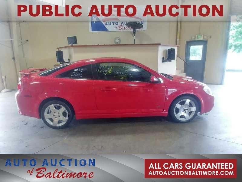 2006 Chevrolet Cobalt SS | JOPPA, MD | Auto Auction of Baltimore  in JOPPA MD