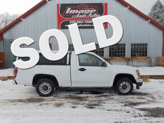 2006 Chevrolet Colorado Work Truck Alexandria, Minnesota