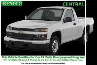 2006 Chevrolet Colorado LS | Hot Springs, AR | Central Auto Sales in Hot Springs AR