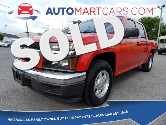 2006 Chevrolet Colorado LT w/1LT in Nashville, Tennessee 37211