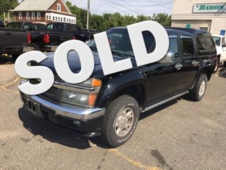 2006 Chevrolet Colorado LT w2LT  city MA  Baron Auto Sales  in West Springfield, MA