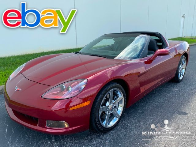 2006 Chevrolet Corvette 3LT LOADED 16K ORIGINAL MILES in Woodbury, New Jersey 08093
