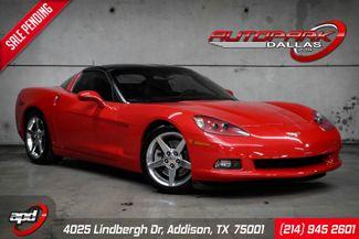 2006 Chevrolet Corvette 3LT, Z51 Performance, & Glass Roof in Addison, TX 75001