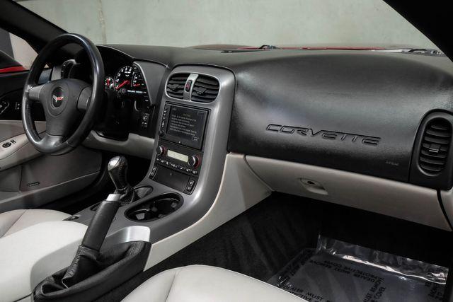 2006 Chevrolet Corvette w/ 3LT & Z51 Performance Packages in Addison, TX 75001