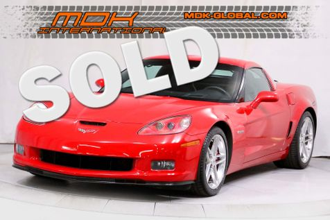 2006 Chevrolet Corvette Z06 - BOSE - HUD - IMMACULTE in Los Angeles