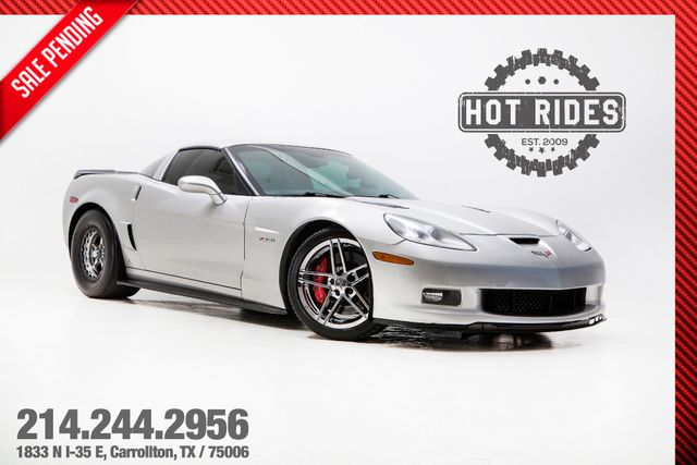 2006 Chevrolet Corvette Z06 Fully Built 1300HP