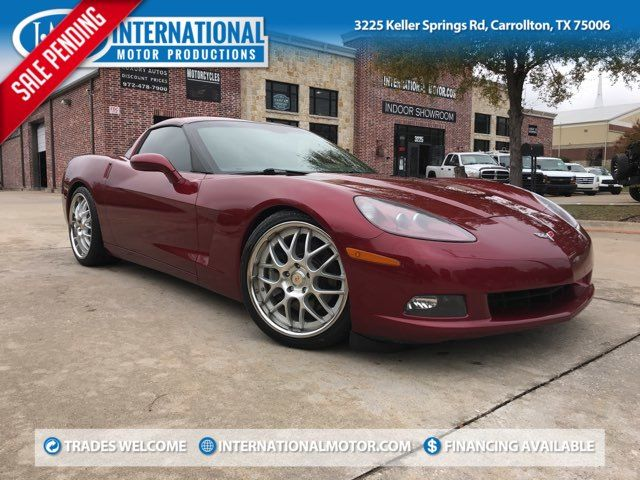 2006 Chevrolet Corvette in Carrollton, TX 75006