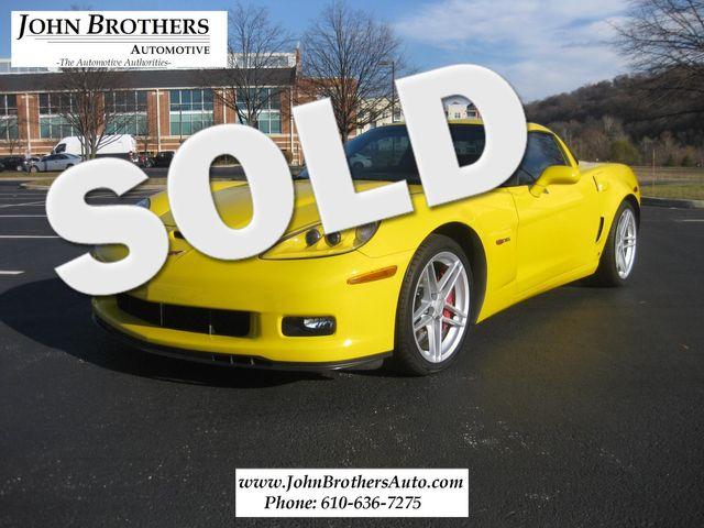 2006 Sold Chevrolet Corvette Z06 Conshohocken, Pennsylvania