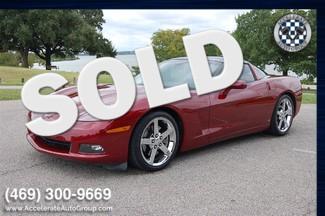 2006 Chevrolet Corvette Coupe ONLY 23,575 MILES! in Rowlett
