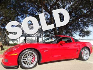 2006 Chevrolet Corvette Z06 Hardtop 2LZ, NAV, Z06 Alloy Wheels, 36k!   Dallas, Texas   Corvette Warehouse  in Dallas Texas