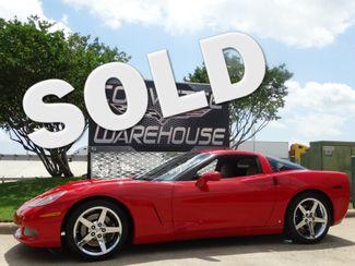 2006 Chevrolet Corvette Coupe 3LT, Z51, NAV, Borla, Auto, Chromes 77k! | Dallas, Texas | Corvette Warehouse  in Dallas Texas