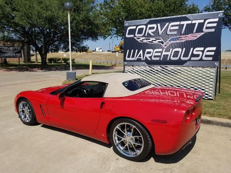 2006 Chevrolet Corvette Convertible Auto, F55, Pwr Top, Spyder Chromes! | Dallas, Texas | Corvette Warehouse  in Dallas, Texas