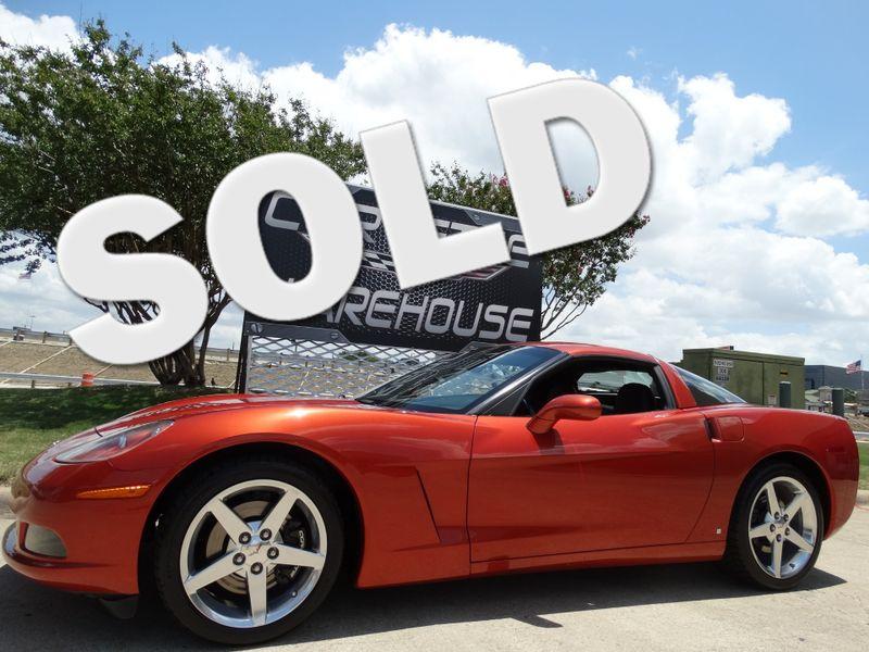 2006 Chevrolet Corvette Coupe 3LT, Polished Wheels, Auto, Only 26k! | Dallas, Texas | Corvette Warehouse