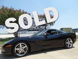2006 Chevrolet Corvette Coupe 3LT, Z51, NAV , Auto, Chromes, Only 72k! | Dallas, Texas | Corvette Warehouse  in Dallas Texas