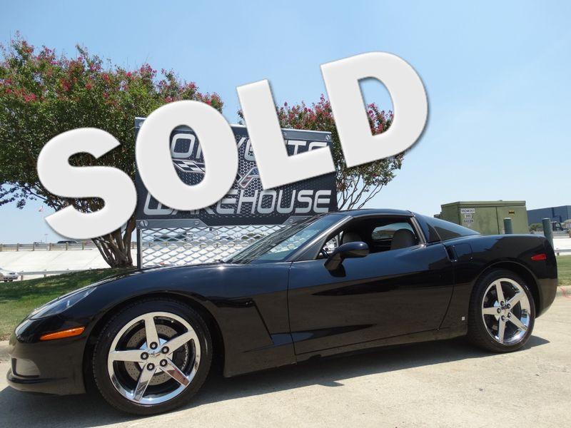 2006 Chevrolet Corvette Coupe 3LT, Z51, NAV , Auto, Chromes, Only 72k! | Dallas, Texas | Corvette Warehouse