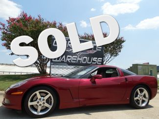 2006 Chevrolet Corvette Coupe 3LT, Z51 Pkg, Auto, Polished Wheels 62k! | Dallas, Texas | Corvette Warehouse  in Dallas Texas