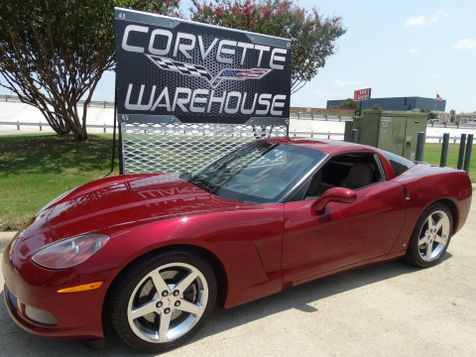 2006 Chevrolet Corvette Coupe 3LT, Z51 Pkg, Auto, Polished Wheels 62k! | Dallas, Texas | Corvette Warehouse  in Dallas, Texas