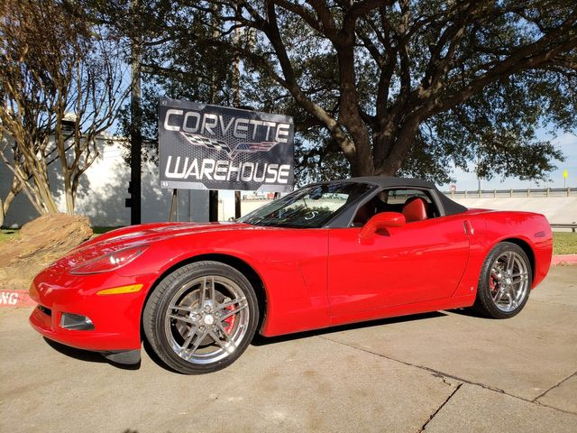 2006 Chevrolet Corvette Convertible 3LT, NAV, Pwr Top, Chrome Wheels 22k! | Dallas, Texas | Corvette Warehouse  in Dallas Texas