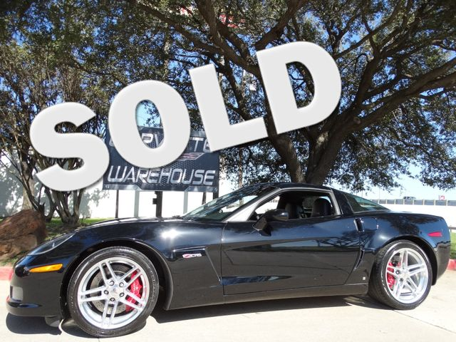 2006 Chevrolet Corvette  Z06 Hardtop 2LZ, NAV, 1-Owner, 23k! | Dallas, Texas | Corvette Warehouse  in Dallas Texas