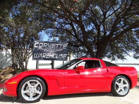 2006 Chevrolet Corvette Coupe 3LT, F55, Auto, Polished Wheels, Only 30k!   Dallas, Texas   Corvette Warehouse  in Dallas, Texas