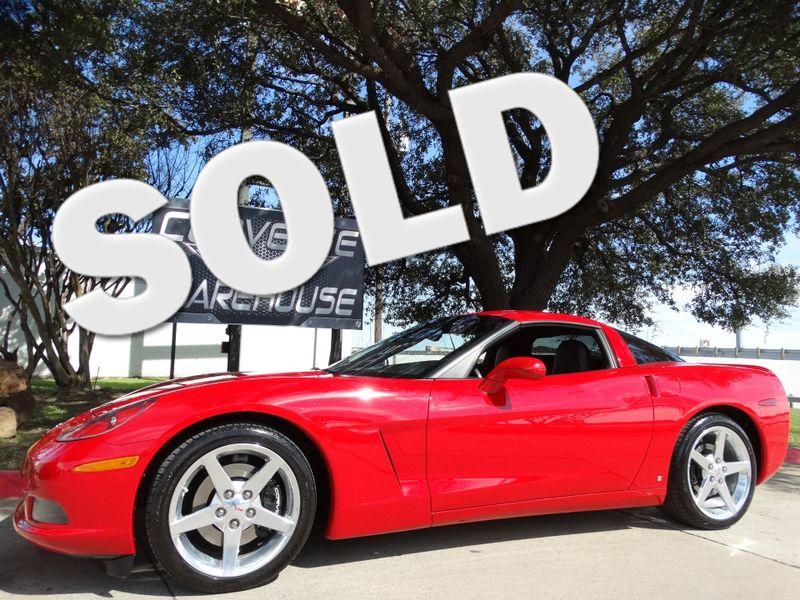 2006 Chevrolet Corvette Coupe 3LT, F55, Auto, Polished Wheels, Only 30k!   Dallas, Texas   Corvette Warehouse