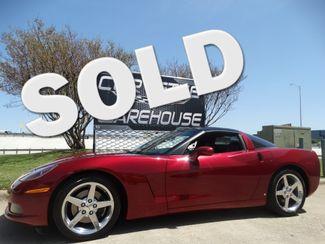 2006 Chevrolet Corvette Coupe Auto, Glass Top, Polished Wheels 39k! | Dallas, Texas | Corvette Warehouse  in Dallas Texas