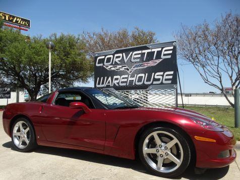 2006 Chevrolet Corvette Coupe Auto, Glass Top, Polished Wheels 39k! | Dallas, Texas | Corvette Warehouse  in Dallas, Texas