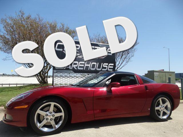 2006 Chevrolet Corvette Coupe 6 Speed, Glass Top, Polished Wheels 39k! | Dallas, Texas | Corvette Warehouse  in Dallas Texas